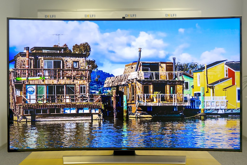 Samsung Curved UHD TV | Samsung Curved Smart SD UHD 4K LED T\u2026 | Flickr