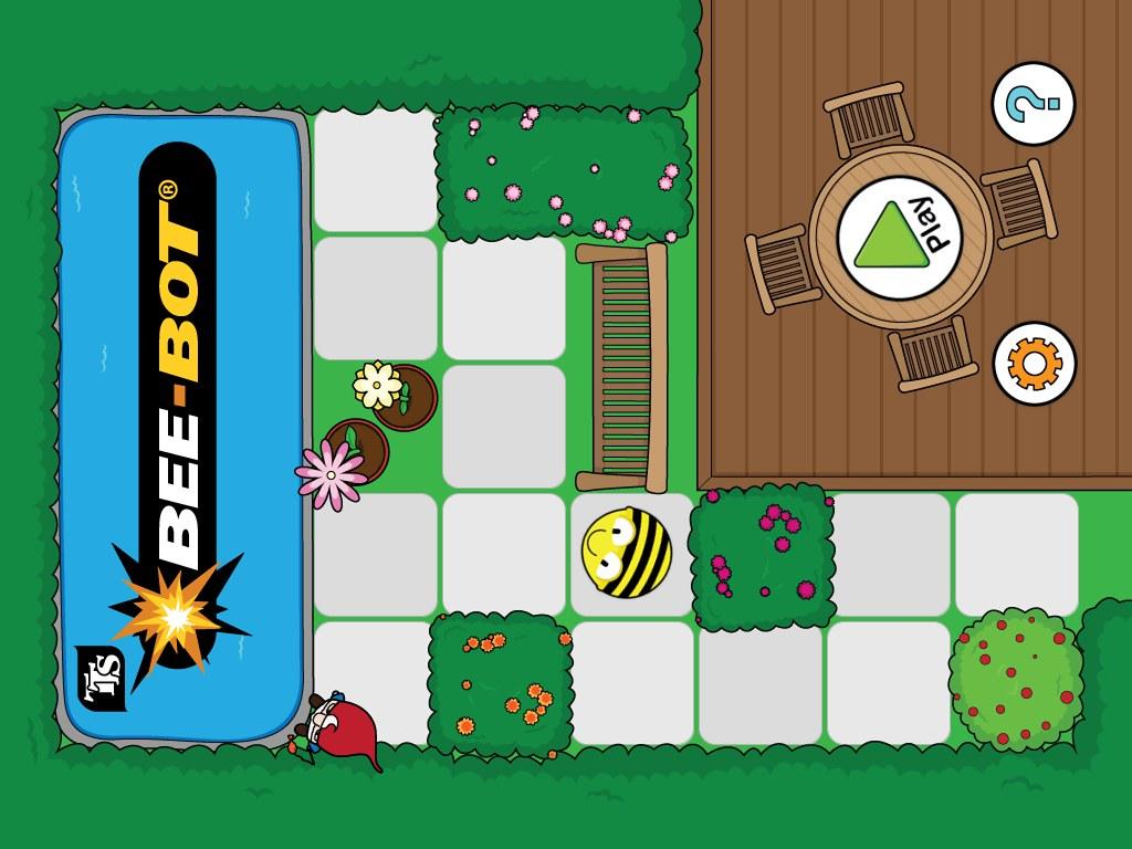 app Bee-Bot | auladetecnologia | Flickr