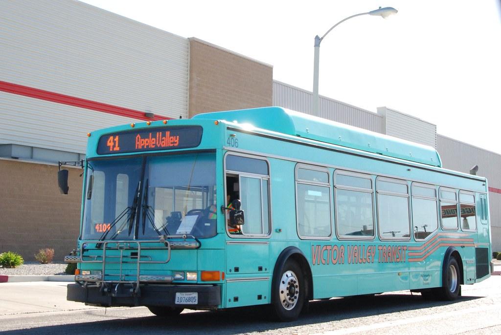 victor valley transit
