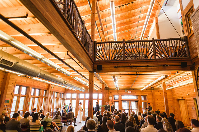 Kim and Matt's Urban Ecology Center Wedding | Flickr ...