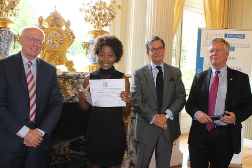 Prix du comit yvelines des conseillers du commerce ext ri for Conseillers commerce exterieur