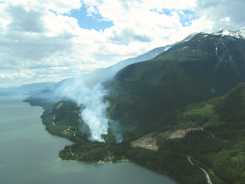 Image Result For Bc Wildfire Map