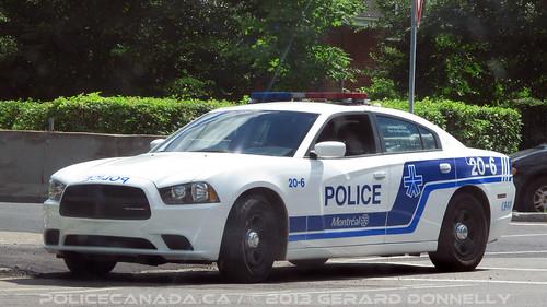 Service De Police De La Ville De Montr 233 Al Spvm Dodge Cha Flickr