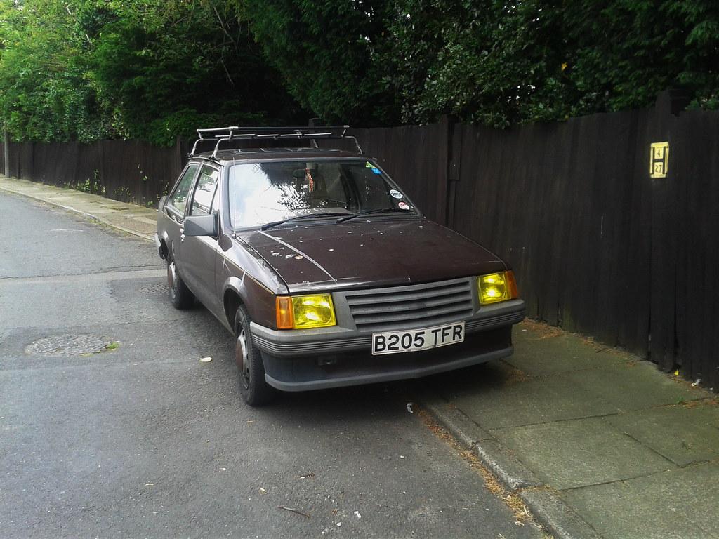... 1984 Vauxhall Nova | by Slimboy Fat