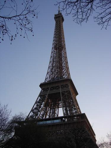 Donde Viajar en Semana Santa. París es una buena opción