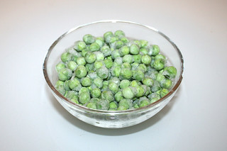 20 - Zutat Erbsen / Ingredient peas