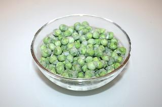 20 - Zutat Erbsen / Ingredient peas