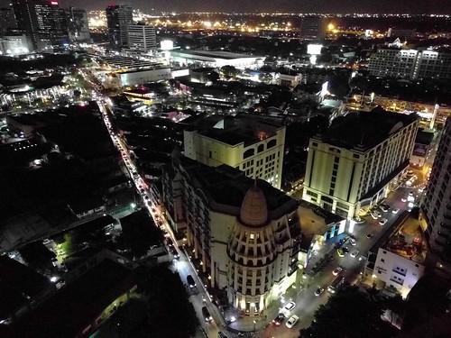 Bangkok - Spring Equinox night
