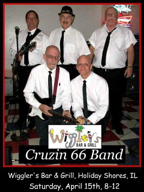 Cruzin 66 Band 4-15-17