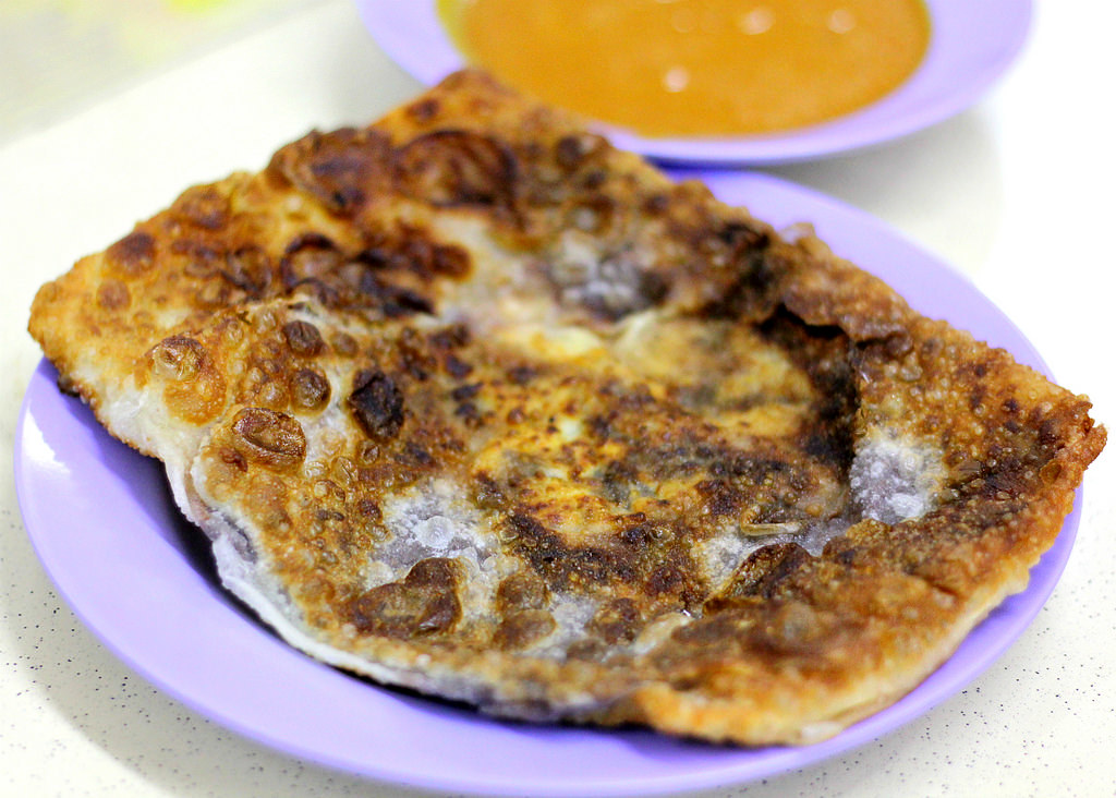 Roti Prata: The Roti Prata House