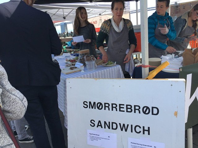 Smørrebrød Sandwich