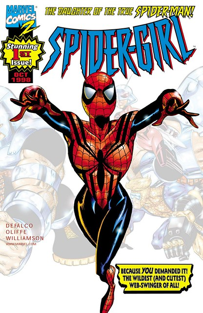 Spider-Girl v1