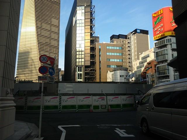 三原橋地下街解体中 (11)