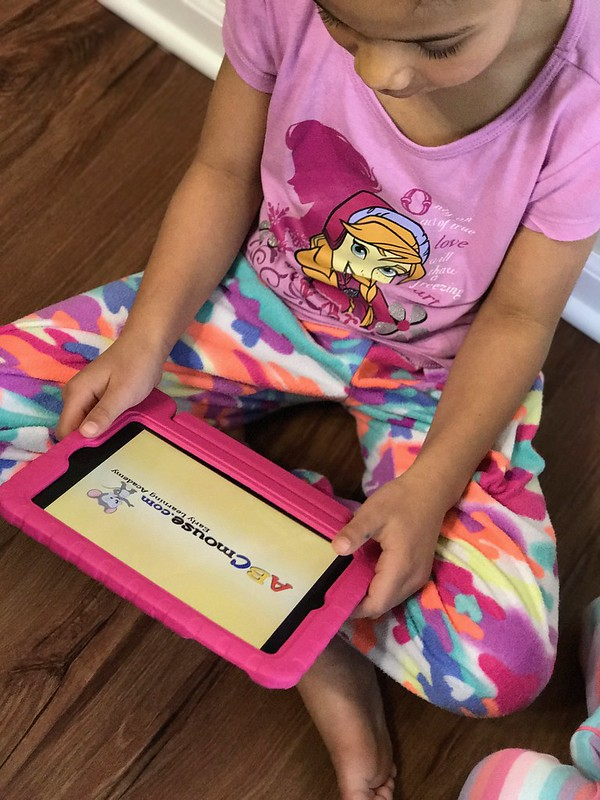 early learning with abc mouse – the SIMPLE moms