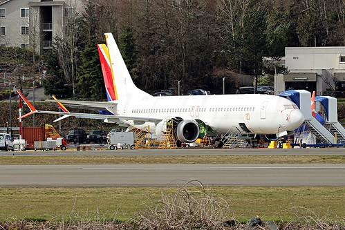 Boeing 737-8 MAX Lion Air