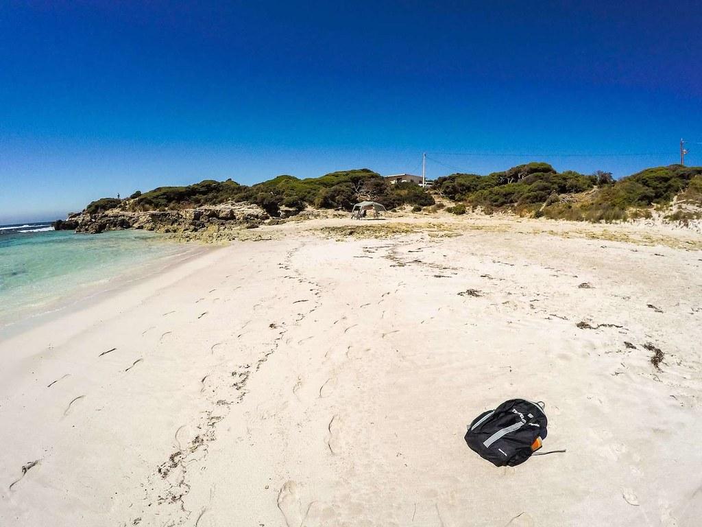 Hanson Bay Beach (TravelMore bag) In Australia