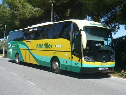 AionSur 33318512974_9683b3e37e_d Los Amarillos renueva la flota de autobuses metropolitanos que une Los Palacios y Sevilla tras la inspección de la Junta Andalucía Sevilla