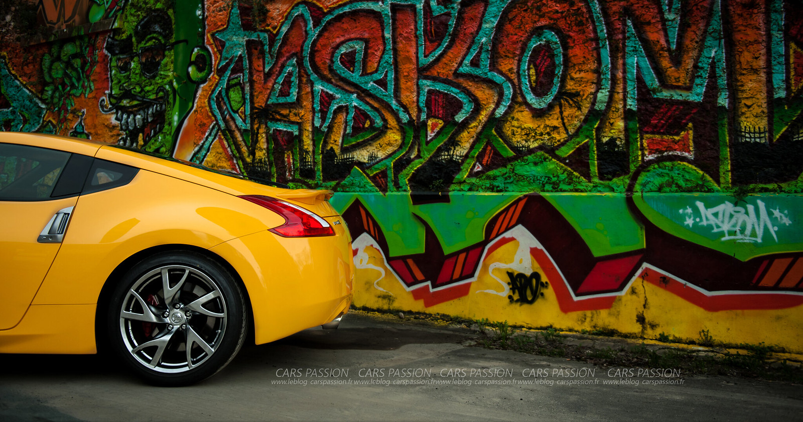 Essai Nissan 370Z - blog Cars Passion