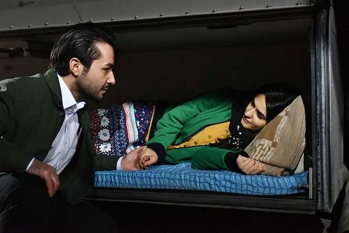 Sherwan et Niroz Haji dans L'autre côté de l'espoir de Kaurismaki