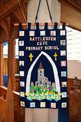 Rattlesden CEVC primary school