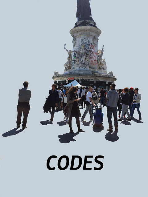 Here There Be Dragons - codes