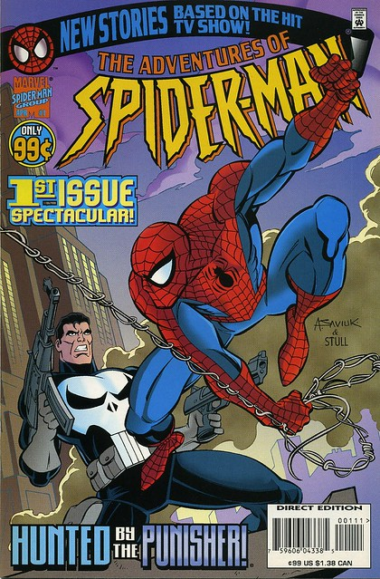 Marvel Adventures of Spider-Man v1
