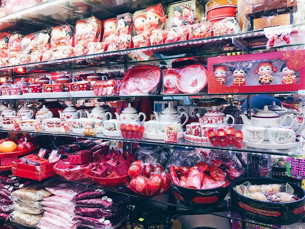 Bj Wedding Where To Shop For Betrothal Ceremony Aka Guo Da Li