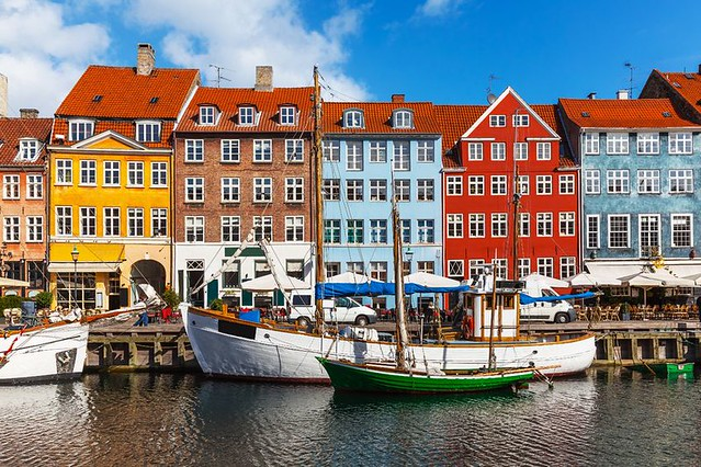 colourful buildings Denmark real assets white papers