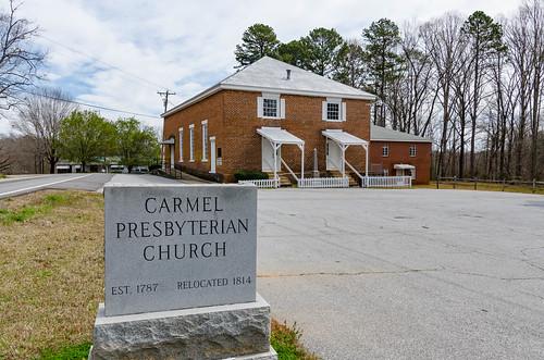 Carmel Presbyterian Church and Cemetery