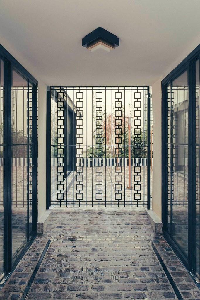 Elegant hotel Saint-Marc in Paris by the Milan design agency DIMORESTUDIO Sundeno_10