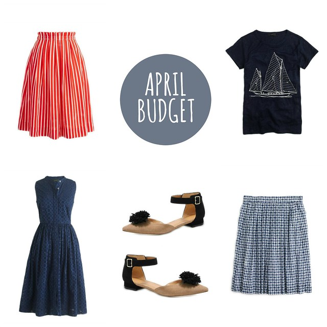 April budget 2017 | Style On Target blog