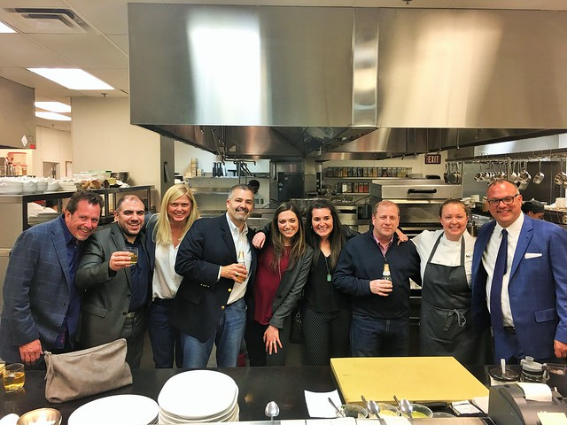 COEX 2017 Dinner at CUT by Wolfgang Puck
