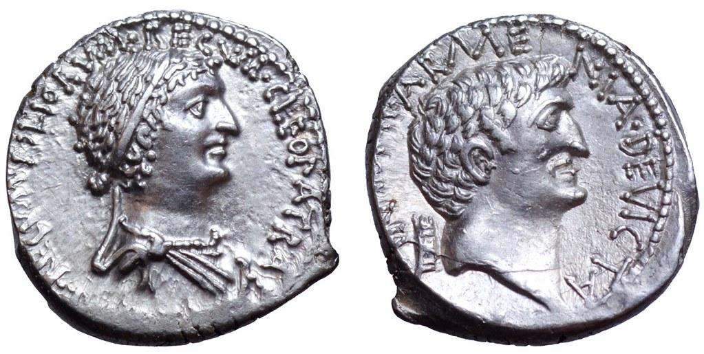 Anthony and cleopatra - 3 7