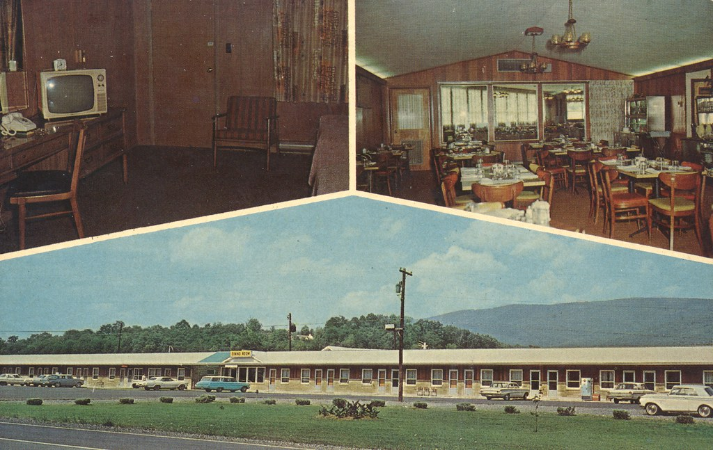 Potomac Motel & Dining Room - Keyser, West Virginia
