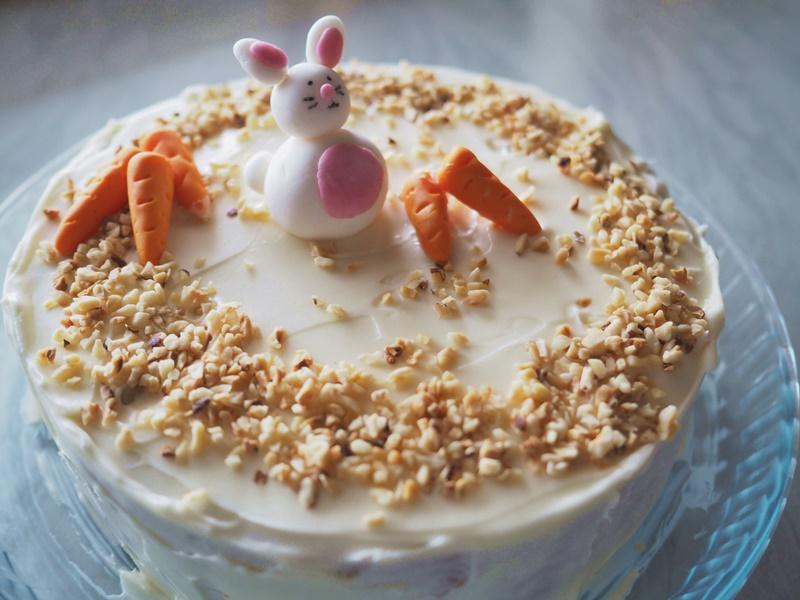 pääsiäiskakku-carrotcake-porkkanakakku-easter