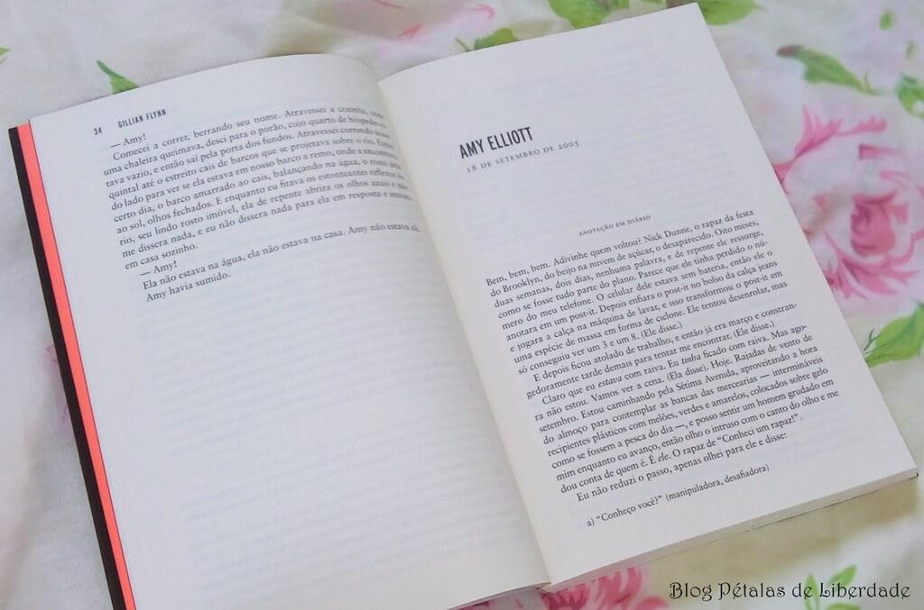 Resenha, livro, Garota-Exemplar, Gillian-Flynn, Editora-Intrínseca, fotos, capa, opiniao, critica, trechos, quote, citações, spoiler