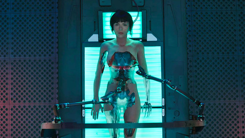 Ghost in the Shell - 2017 - screenshot 4