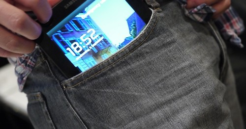 Мобільний в кишені провокує безпліддя