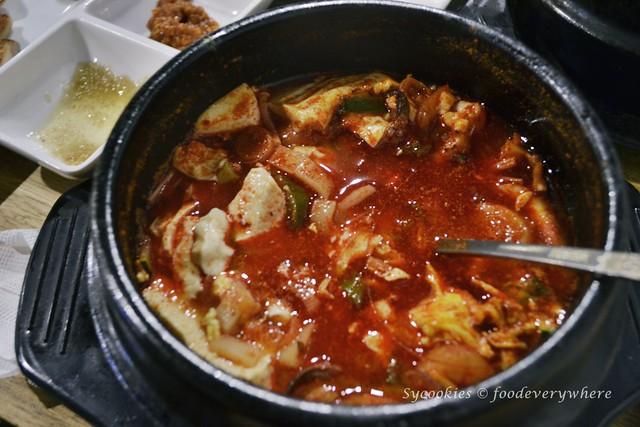 2.Ola! Korean BBQ Garden @ Soho KL, Solaris Mont Kiara