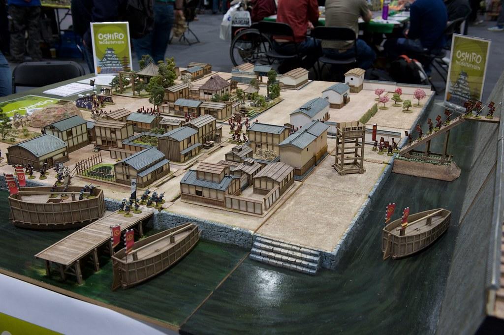 Oshiro model terrain