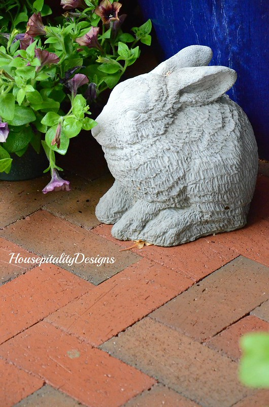 Porch Bunny-Spring Porch-Housepitality Designs