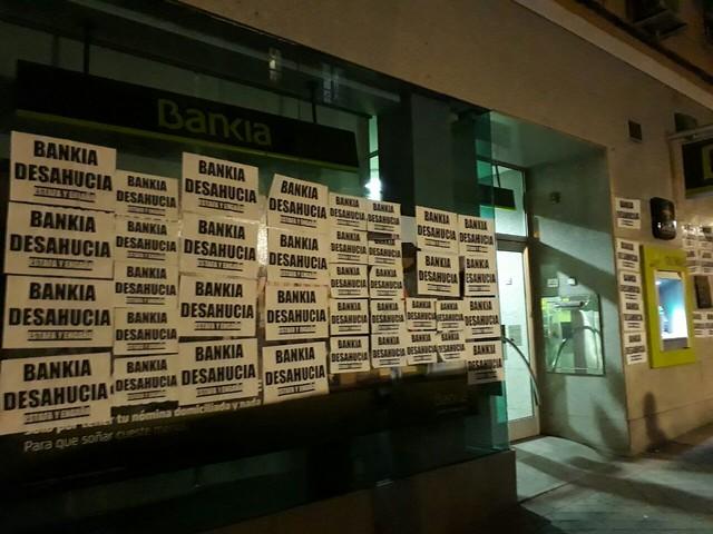 Bankia desahucia