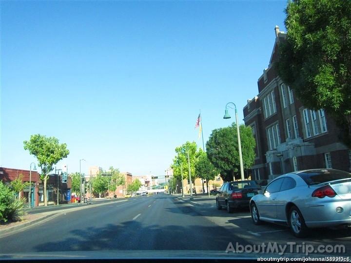 Albuquerque Bernalillo County Broadway Central Huning H