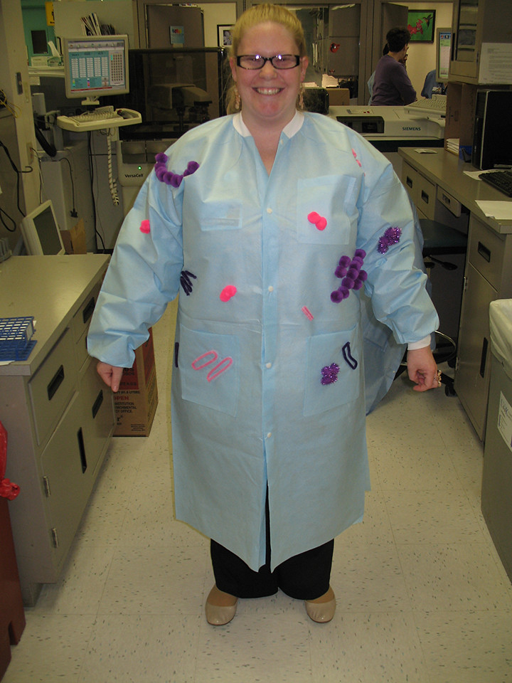 How Should I Decorate a Lab Coat  Yahoo Answers