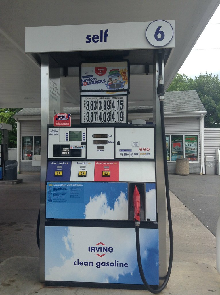 Irving Gas Station >> Irving Gas Station Self Service pump | Irving Gas Station ...
