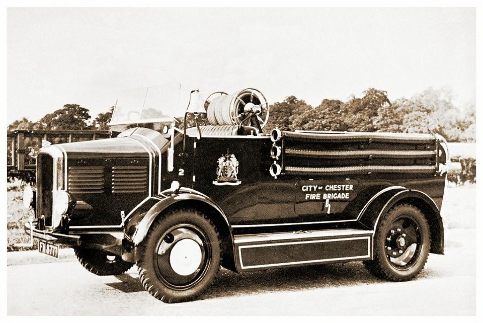FM 8777 - Dennis Ace / New World pump - City of Chester Fi