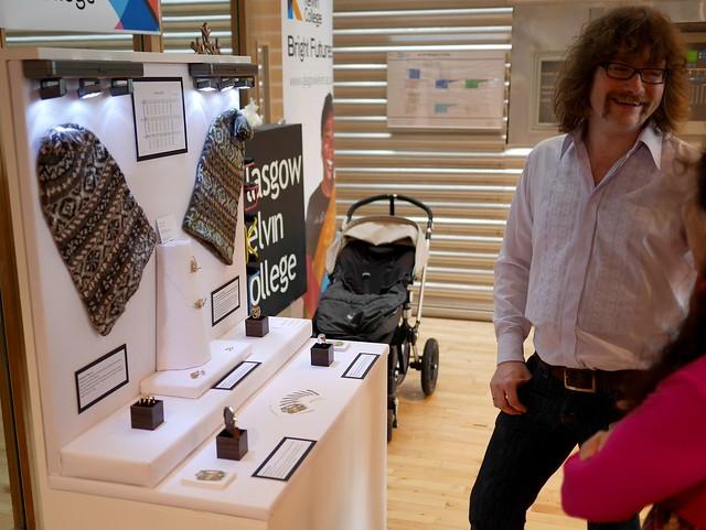 Glasgow Kelvin College - Interim Jewellery Degree Show (Year 3) - 1