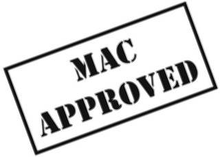 Mac Approved!