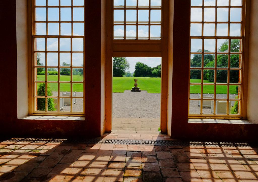 Hanbury Hall Orangery Interior~hanbury Hall | by