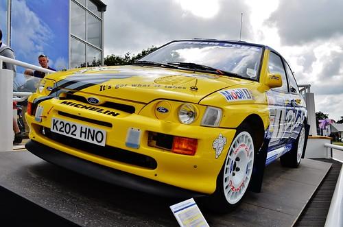 1994 Escort RS Coswort...